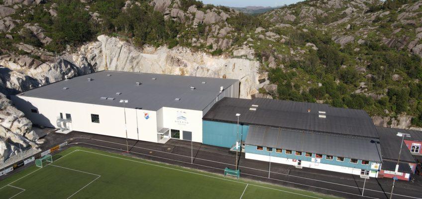 Norrøn hallen
