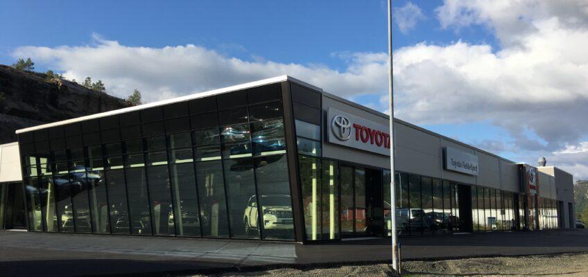 Toyota Flekkefjord